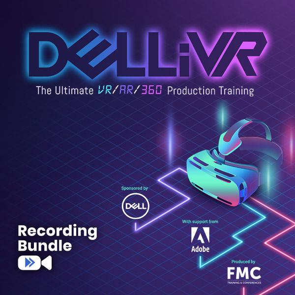 Recording Bundle - DELLiVR Conference