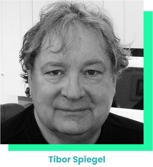 Instructor - Tibor Spiegel