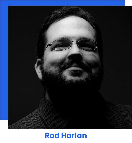 Instructor - Rod Harlan