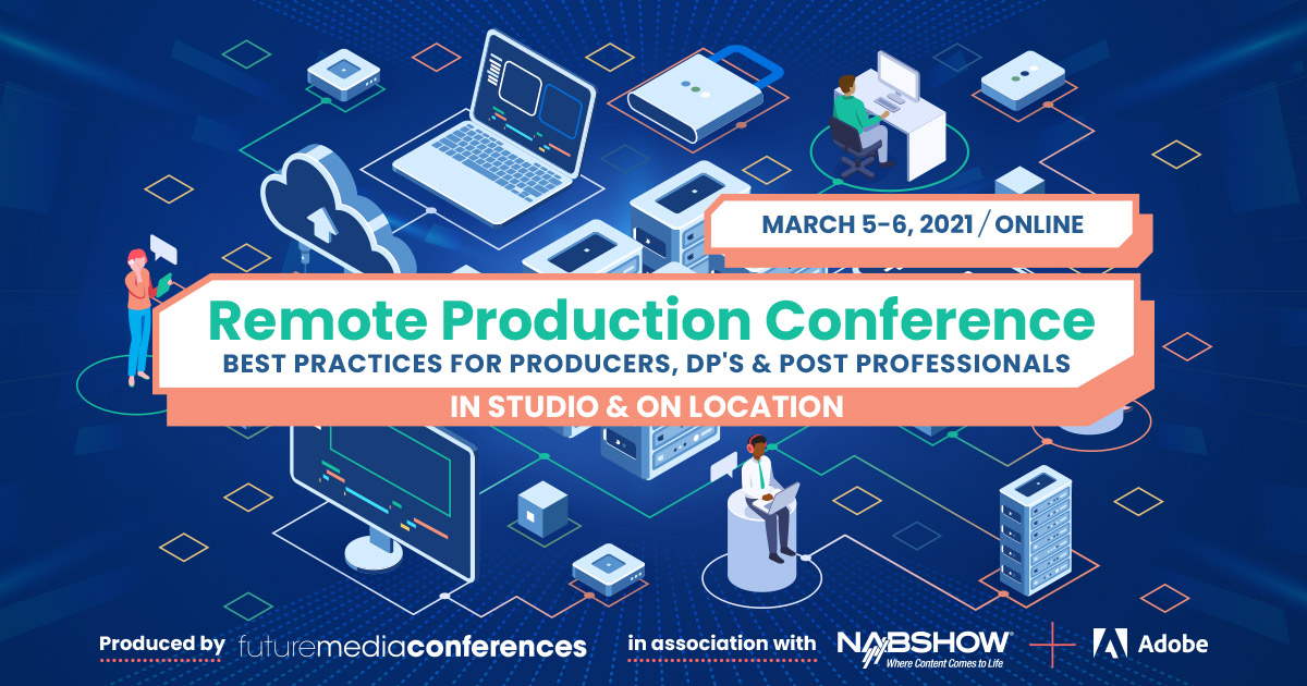 Remote Production Conference