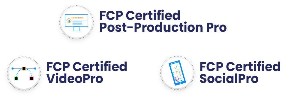 Apple FCP certifications with FMC