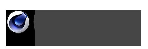 Cinema 4D by Maxon logo