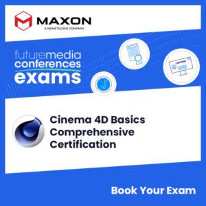 FMC - Cinema 4D Basics Comprehensive Certification