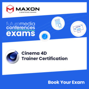 FMC - Cinema 4D Trainer Certification